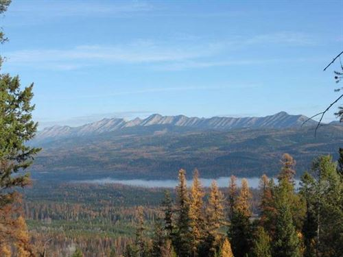 Showcasing The Swan Mountains : Seeley Lake : Missoula County : Montana