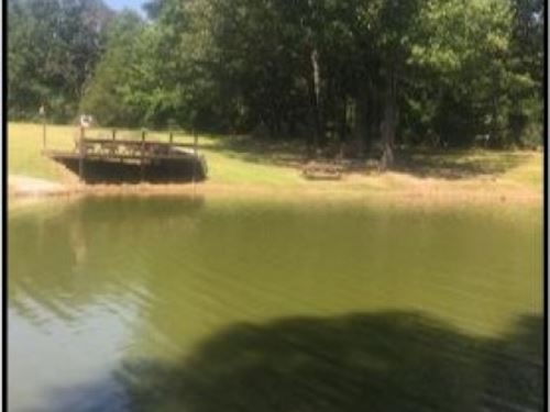 18 Acres In Lafayette County : Sardis : Lafayette County : Mississippi