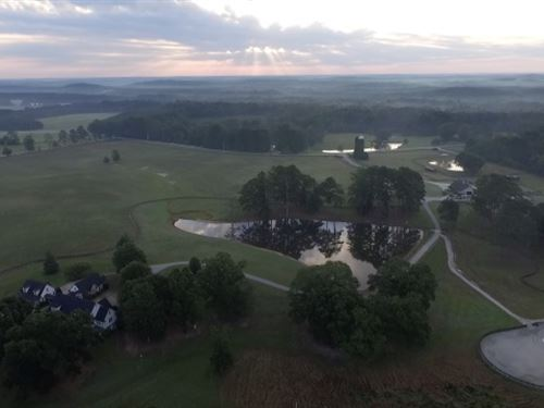 119.69 Ac Estate On Smokey Road : Newnan : Coweta County : Georgia
