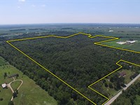 Ohio Land Auction : Lewisburg : Preble County : Ohio