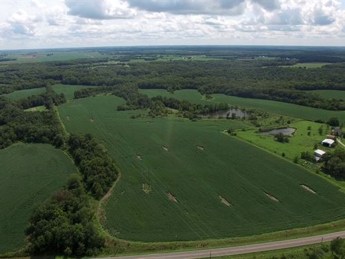 100 Ac, Hwy A, Lincoln County : Hawk Point : Lincoln County : Missouri