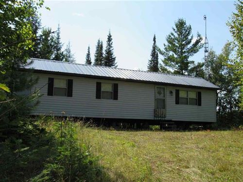 24500 Ruth Lake 43.91A 1104350 : Michigamme : Baraga County : Michigan