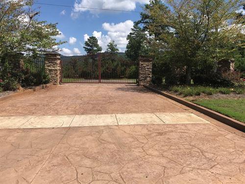 Lot In Beautiful North Georgia Gate : Jasper : Pickens County : Georgia