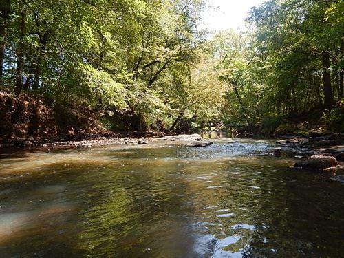 Elkins Creek Hunting Tract : Thomaston : Upson County : Georgia