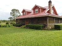 256 Acres With A Home In Holmes Cou : Goodman : Holmes County : Mississippi