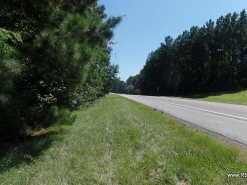 9.6 Ac, Wooded Home Site Tract : Jasper : Texas