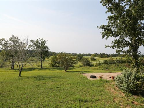 116 Ac Walker Loop Ranch : Huntsville : Walker County : Texas