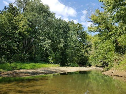 Brush Creek Rd - 5 Acres : Manchester : Adams County : Ohio