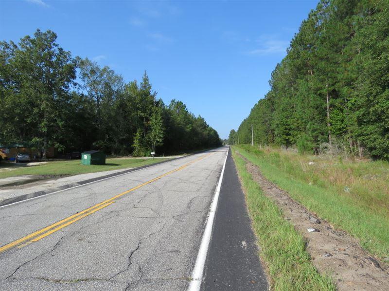 Cannon Bridge Tract : Orangeburg : Orangeburg County : South Carolina