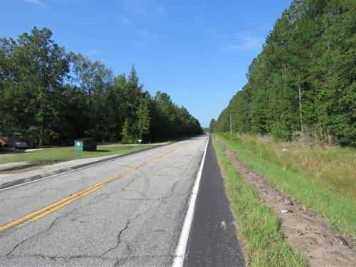 Cannon Bridge Tract : Orangeburg : South Carolina