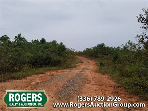 52.67 Acres Off Via's Orchard Rd : Critz : Patrick County : Virginia