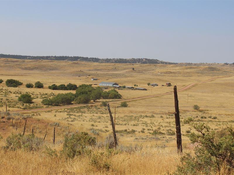 Morgan Ranch : Sheridan : Powder River County : Montana