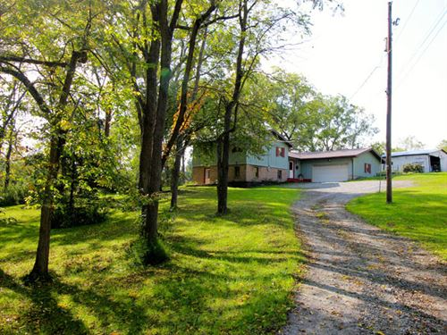26 Acres, Farmette In The Country : Bloomsburg : Columbia County : Pennsylvania