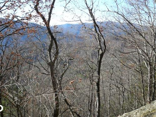 Gorgeous Views : Green Mountain : Mitchell County : North Carolina