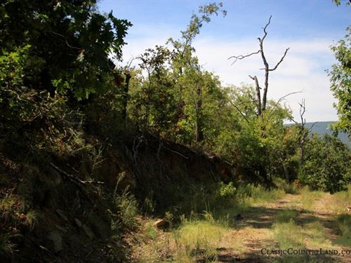 Lakeview Private Reserve Tract 15 : Clayton : Pushmataha County : Oklahoma