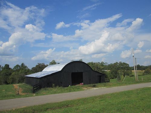 13 Acres With Barn In Green Co. Ky : Geensburg : Green County : Kentucky