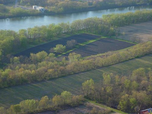 90 +/- Acres Land, River Bottom : Wapwallopen : Luzerne County : Pennsylvania