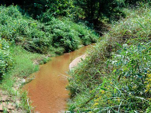 320 Acres Offered In 3 Tracts : Eakly : Caddo County : Oklahoma