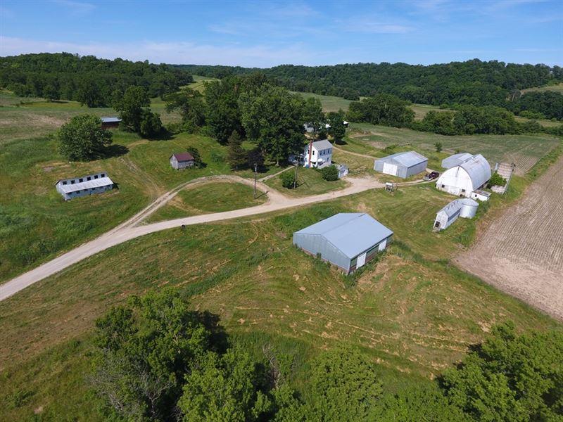 Little Platte River Farm : Platteville : Grant County : Wisconsin