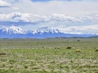 Ranch By River, Canyon, Public Land : Walsenburg : Huerfano County : Colorado
