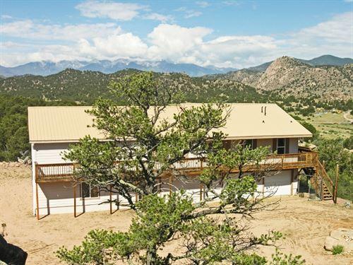 4716844 - River Frontage & Adjo : Cotopaxi : Fremont County : Colorado