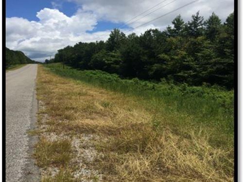 37 Acres In Kemper County : De Kalb : Kemper County : Mississippi