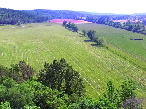 103 Acres, 2 Homes & Shop : Cedartown : Polk County : Georgia