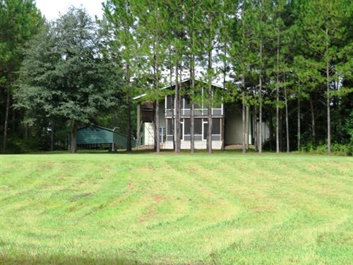 Bryant Tract : Attapulgus : Decatur County : Georgia