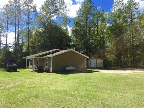 Home And Land For Sale in Telfair : Helena : Telfair County : Georgia