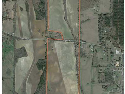 157 Acres of Row Crop in Chickasaw : Houston : Chickasaw County : Mississippi