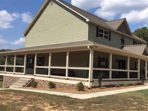 Large Home With Walkout Basement : Poplar Bluff : Butler County : Missouri