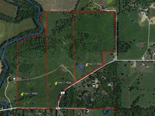 40 Acres For Sale in Butler County : Harviell : Butler County : Missouri