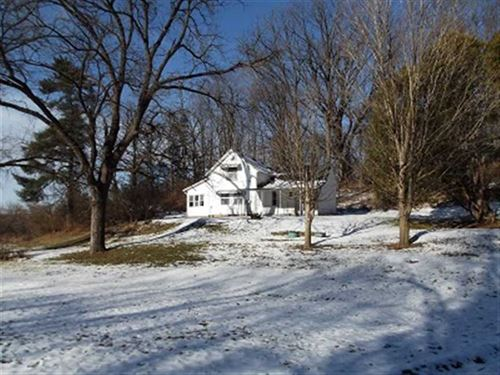 36 Acres Tillable And Recreational : Richland Center : Richland County : Wisconsin