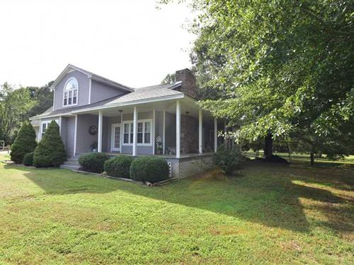 Beautiful County Home For Sale : Moscow : Fayette County : Tennessee