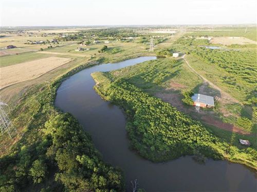 Pecan Creek Ranch - 150 ac W/Home : Holliday : Archer County : Texas