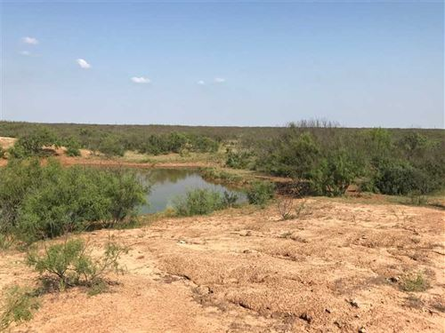 Excellent Hunting And/Or Ranching : Holliday : Archer County : Texas