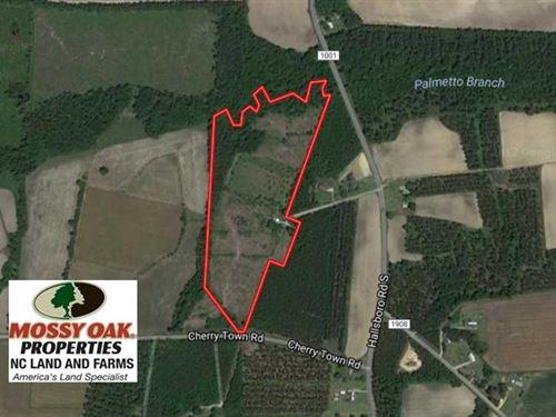 Under Contract, 24.79 Acres of Hu : Hallsboro : Columbus County : North Carolina