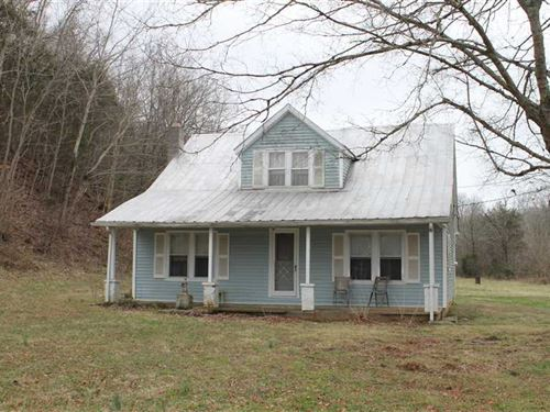 Chestnut Grove Rd 106 Acres : Weed : Adair County : Kentucky