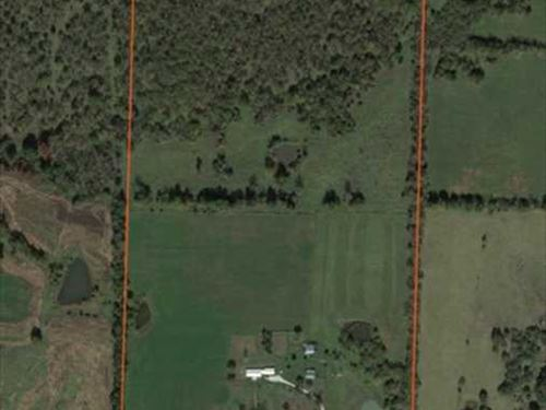 80 M/L Acres Cass County, MO With : Creighton : Cass County : Missouri