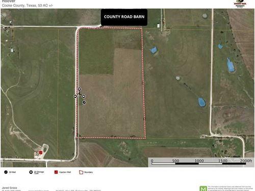 53 Acre Cooke County Farm Land For : Era : Cooke County : Texas