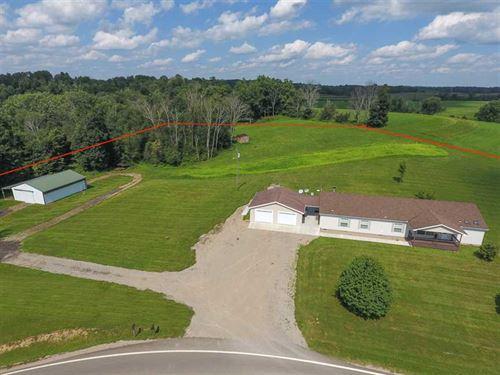 Annapolis Rd - 6 Acres - Harrison : Hopedale : Harrison County : Ohio