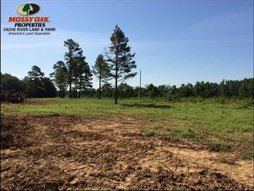 5.08 Acre Countryside Lot With : Searcy : White County : Arkansas