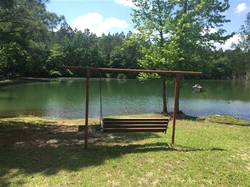 Motivated Seller, 80 Acres : Stephens : Ouachita County : Arkansas