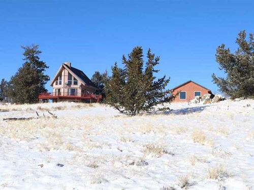 Fisherman's Dream at Lost Park : Jefferson : Park County : Colorado
