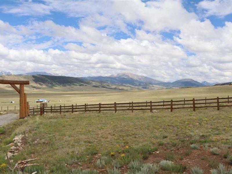 Elk Meadows Retreat : Fairplay : Park County : Colorado