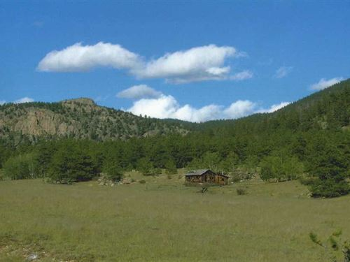 B/Lazy Ranch : Hartsel : Park County : Colorado