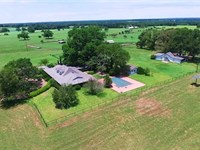 Extraordinary Hill Top Ranch With : Larue : Henderson County : Texas