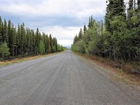 Large Parcel Near The Tazlina Rive : Tazlina : Valdez-Cordova Borough : Alaska
