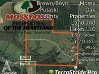 Price Reduced, 120 Acres For : Richland : Pulaski County : Missouri