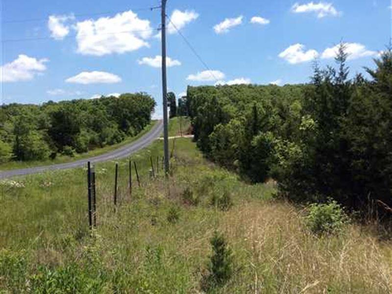 65 Acres For Sale in Camden County : Camdenton : Camden County : Missouri